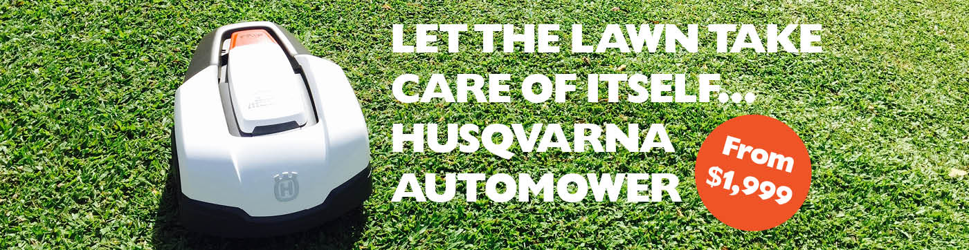 Buy Husqvarna AutoMower from $1999