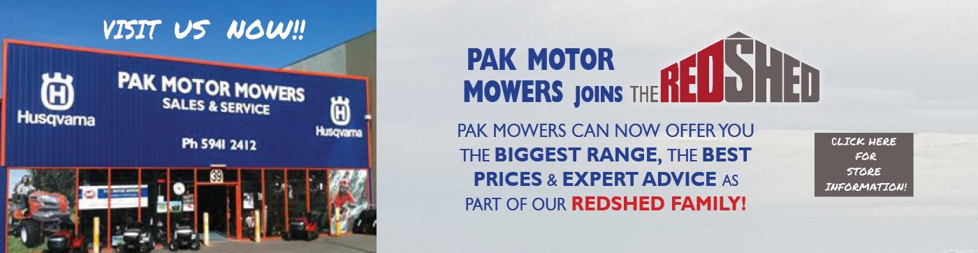 Pak Mowers