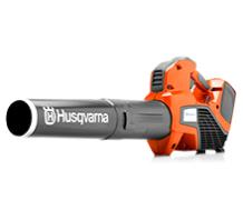 husqvarna battery blowers