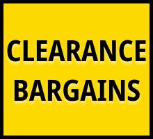 Mower Clearance SALE
