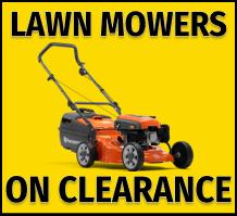 Lawn mower runout