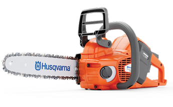 Battery husqvarna chainsaw