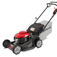 Honda HRX217HYU SP Lawn Mower