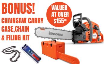 435e Chainsaw Series II