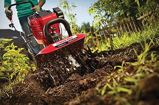TROY BILT Garden Tiller Cultivator